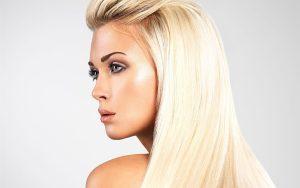 روشن کردن موها بدون پودر دکلره